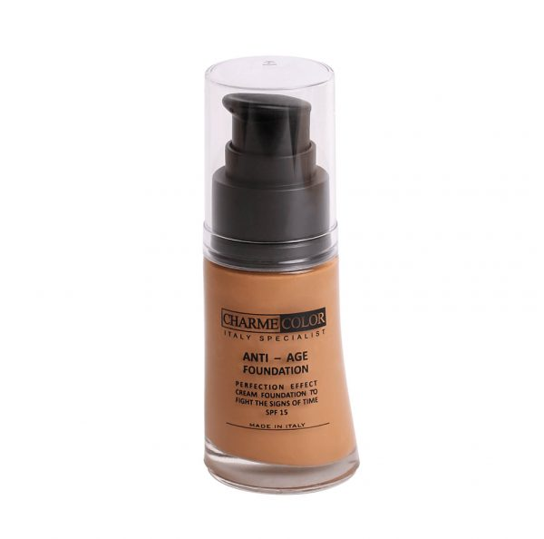 Anti Age Foundation-charme color