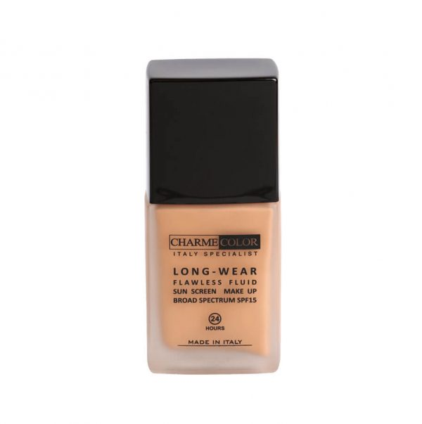 Long Wear Foundation-charme color