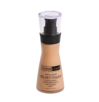 Velvet-Touch Foundation-charme color