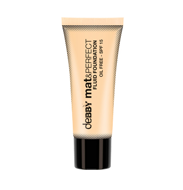 mat&PERFECT fluid foundation