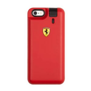 IPHONE COVER RED