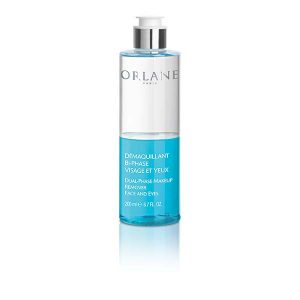 Dual Phase Cleansing Face And Eyes