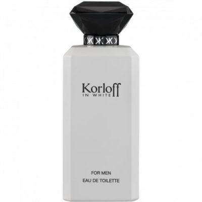 Korloff In White