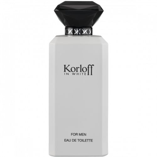 Korloff In White