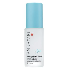 serum continuous hydration shine control