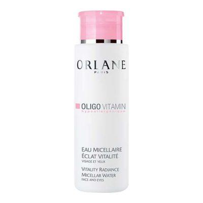 vitality radiance micellar water