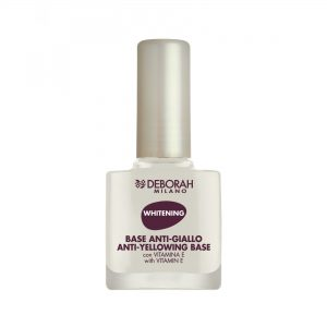 Nail anti yellowing Base
