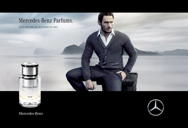 Benz Silver Men EDT