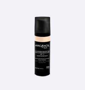 Cover Match Fluid Foundation-000